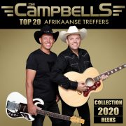 Die Campbells - Top 20 Afrikaanse Treffers CD Cover A